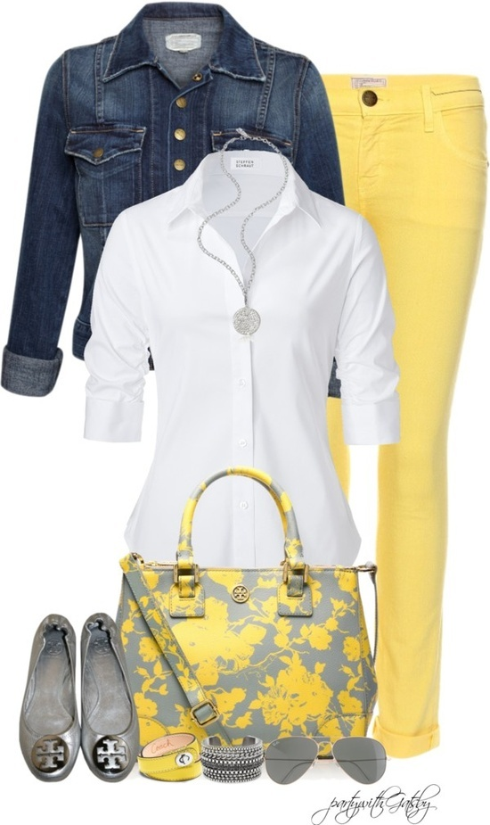Cabi Yellow