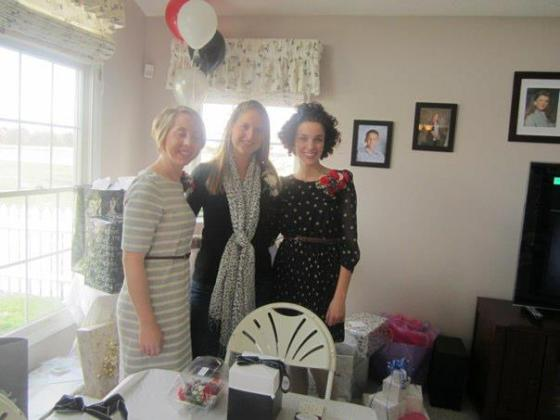 My girls, minus my other sister!