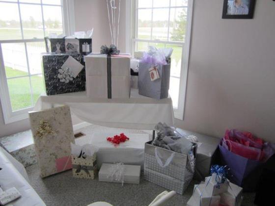 Bridal shower gifts!