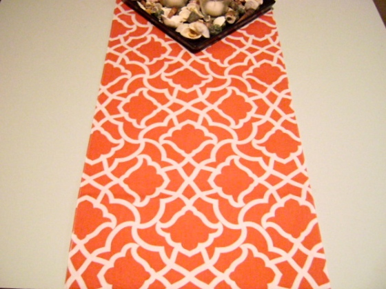 Coral not orange!