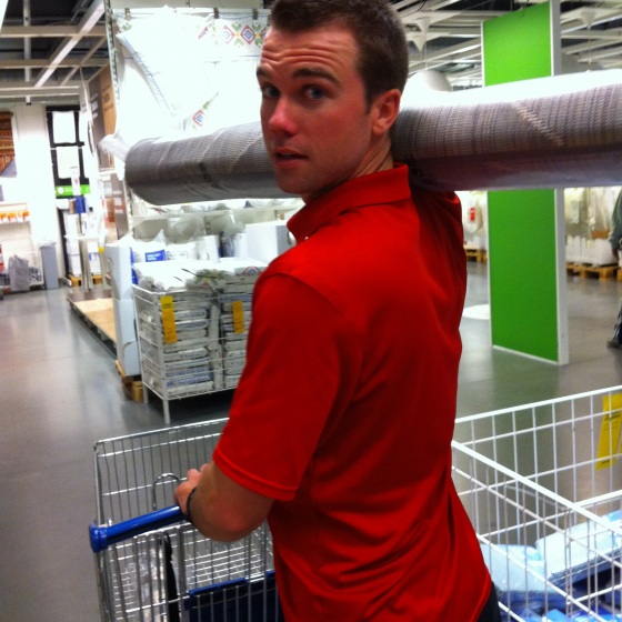 Our last IKEA trip!