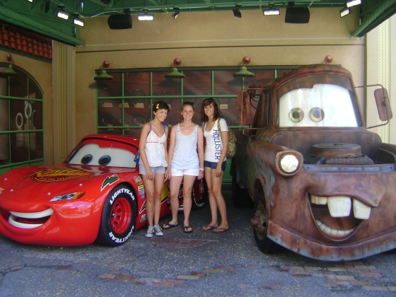 Family in Disney!