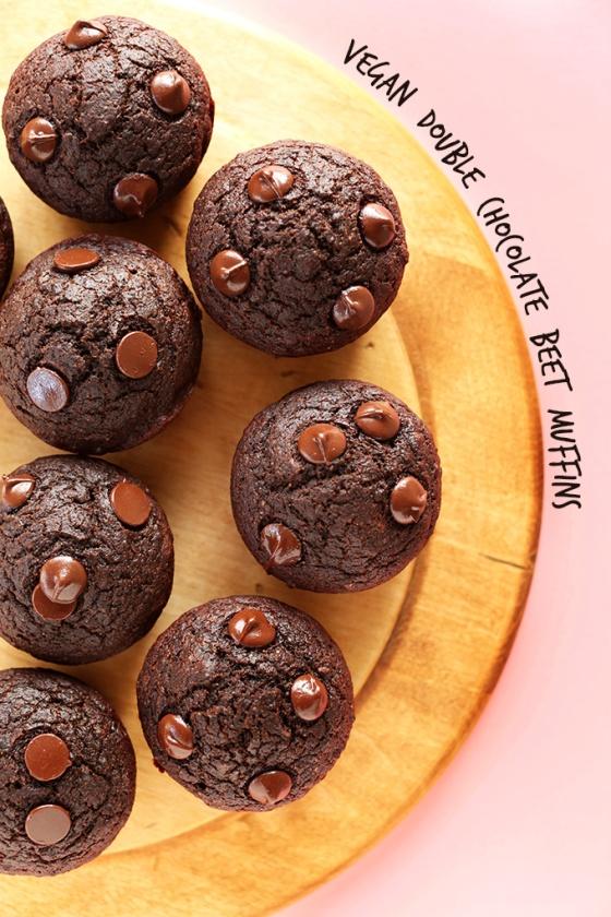 Vegan-Double-Chocolate-Beet-Muffins-MINIMALISTBAKER.COM_